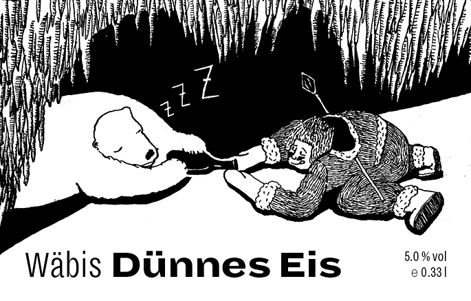 Wäbis_Dünnes Eis